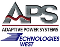 APS and Technologies West Logos