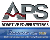 APS and Technologies West RMS Logos