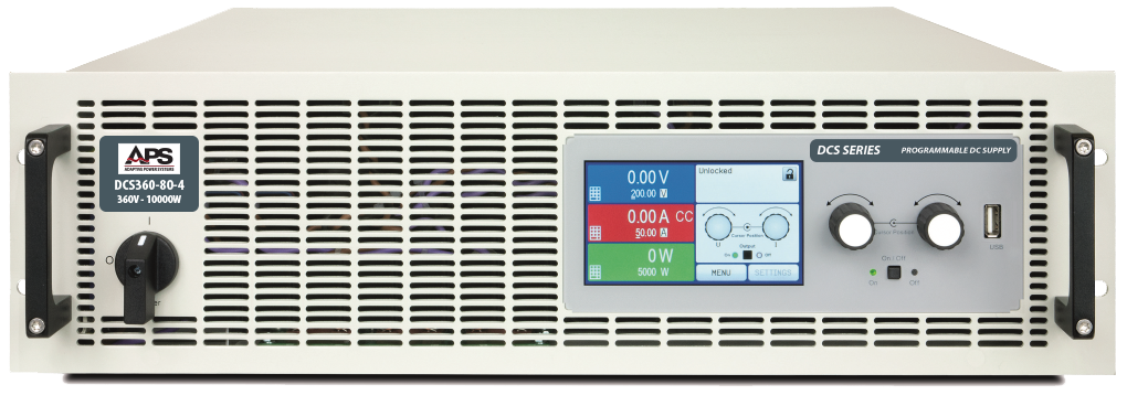 DCS Series DC Power Supplies - Adaptive Power Systems