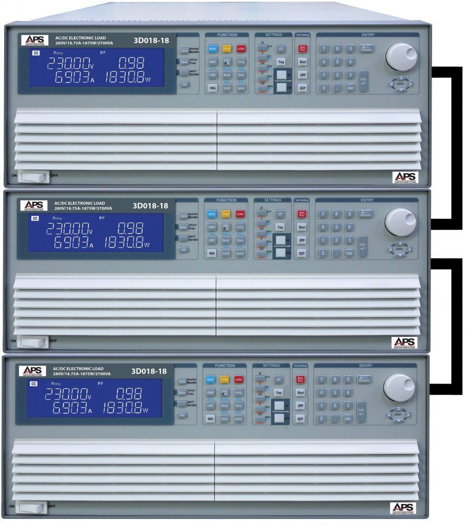 APS 3D018-18 ParallelSystem
